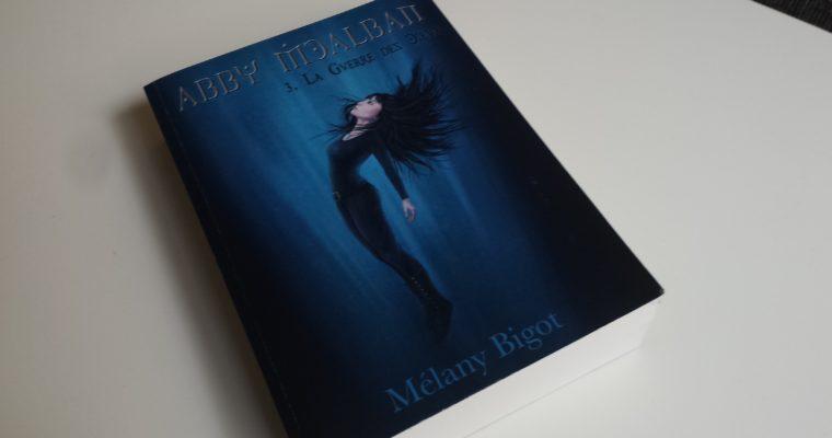 Abby McAlban – La Guerre des Cieux