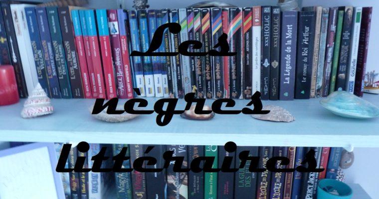 Les nègres littéraires