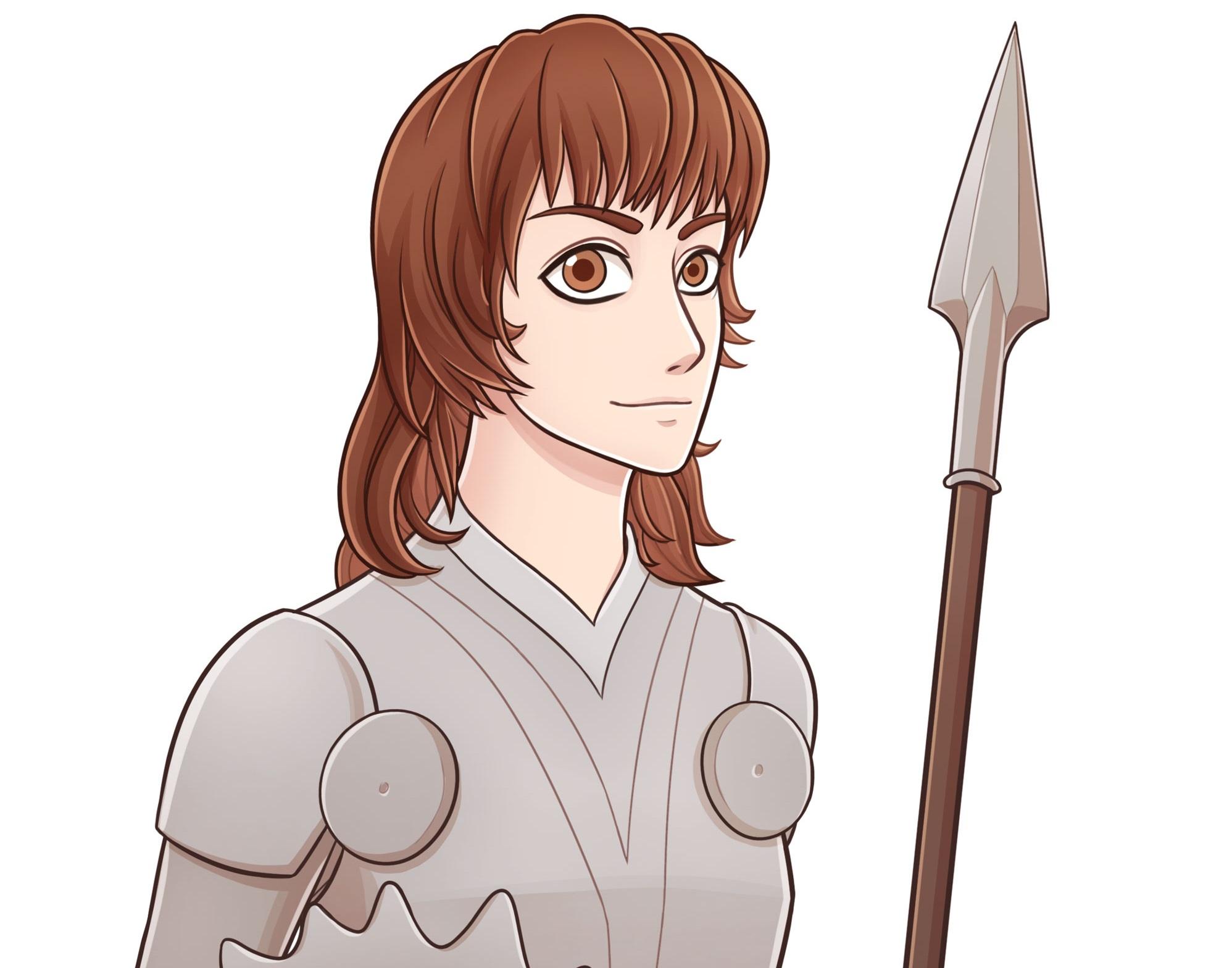 Personnage : Alaïs Brianna Starstorm