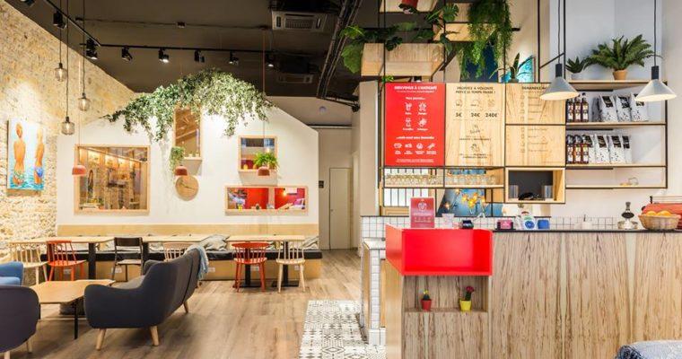 L'Anticafé : un café coworking cosy à Lyon