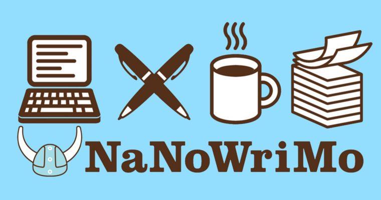 Le NaNoWriMo : un défi à prendre avec des pincettes