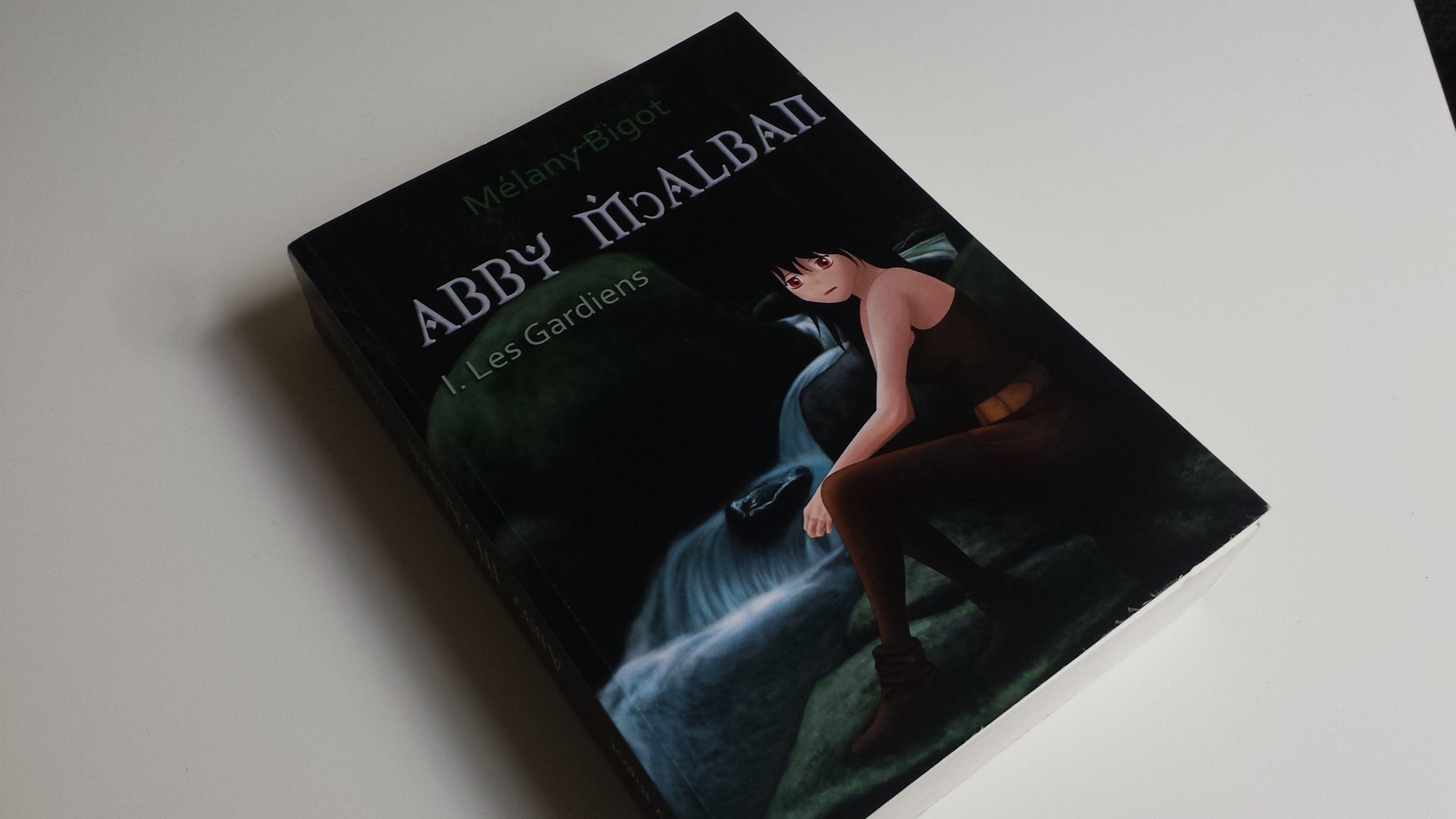 Abby McAlban – Les Gardiens