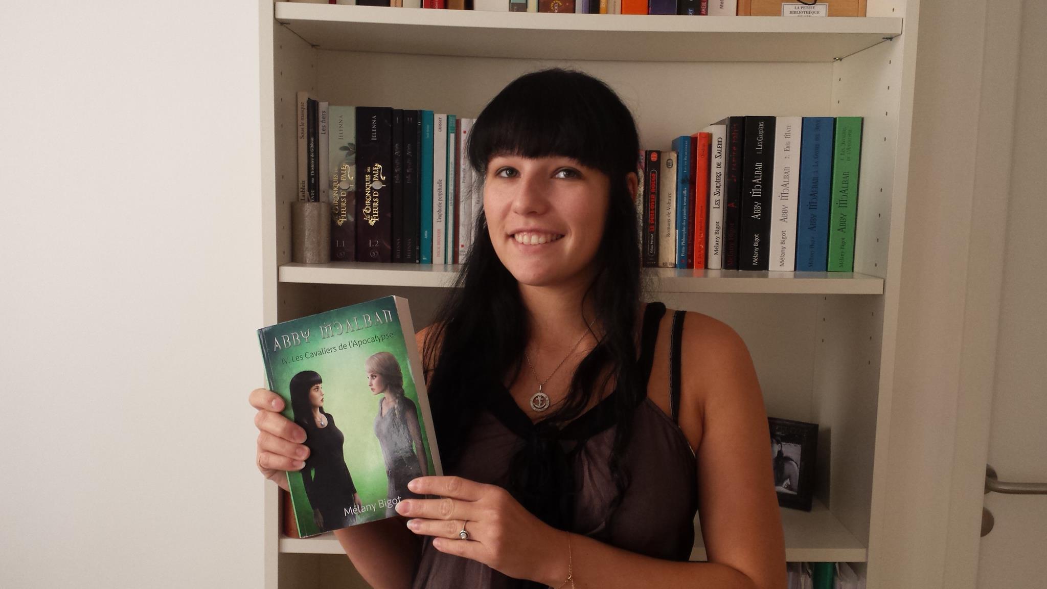 Abby McAlban – Les Cavaliers de l'Apocalypse