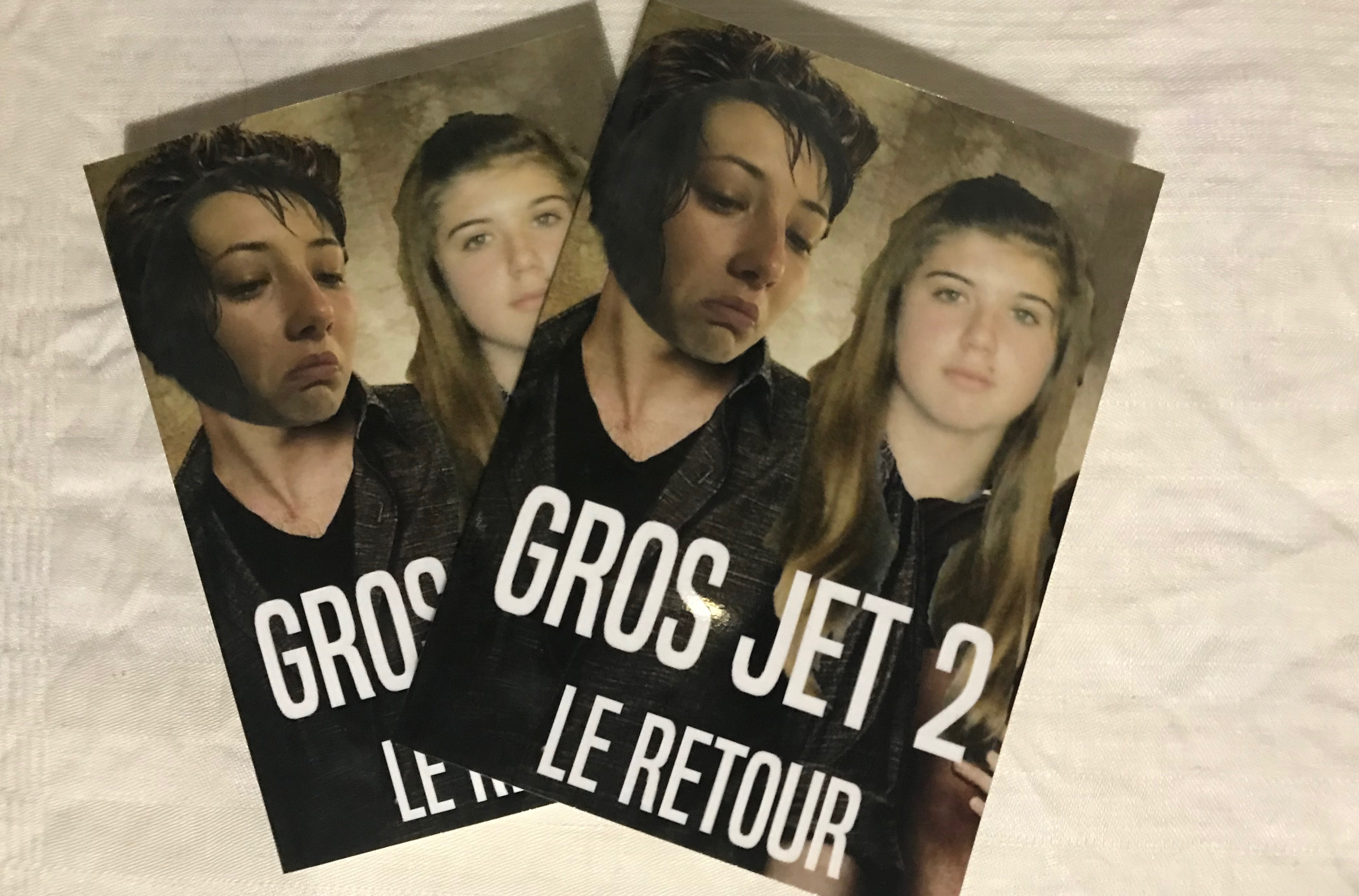 Gros Jet II – Le Retour