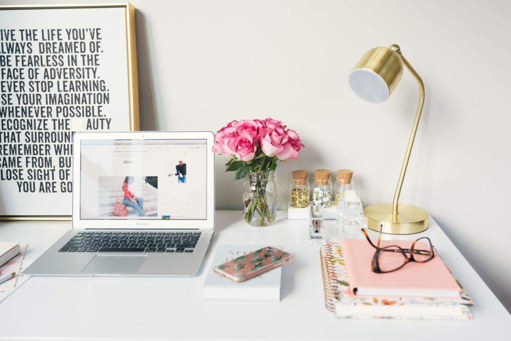 Bureau pour écrire