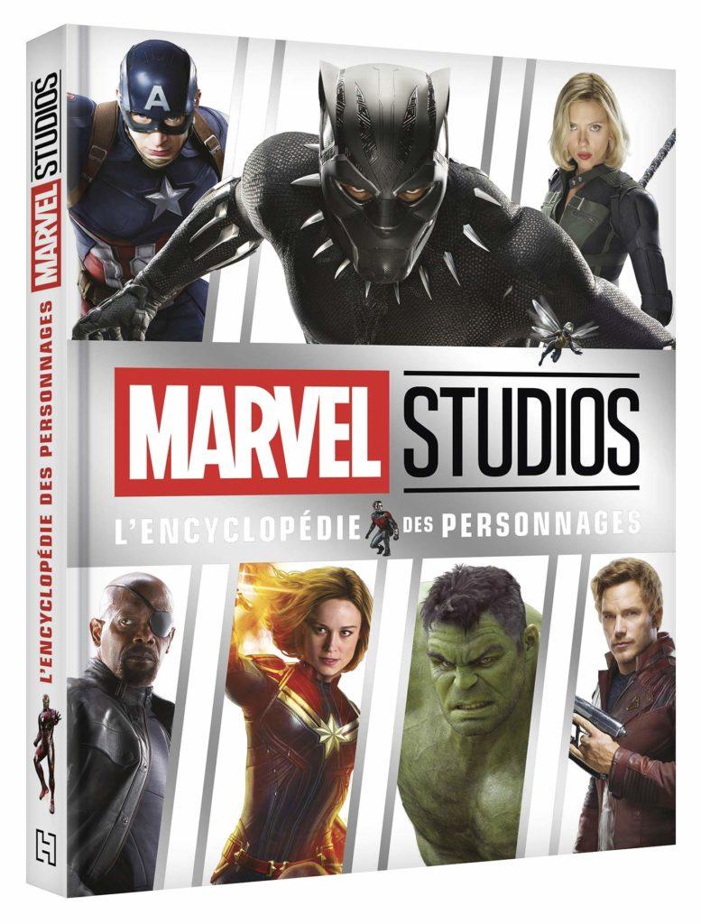 Encyclopédie des personnages Marvel Studios