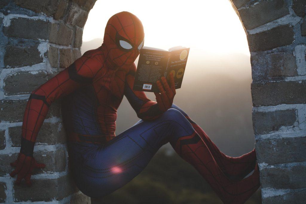 Fanfiction Marvel Spiderman