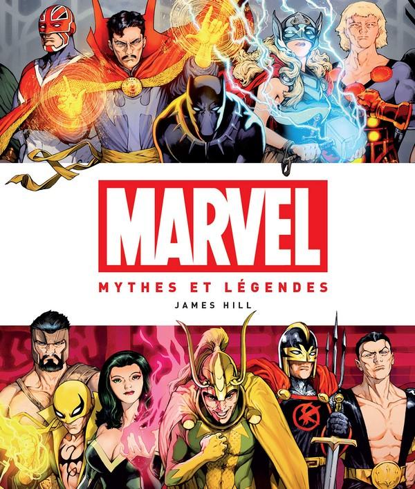 Marvel mythes et légendes